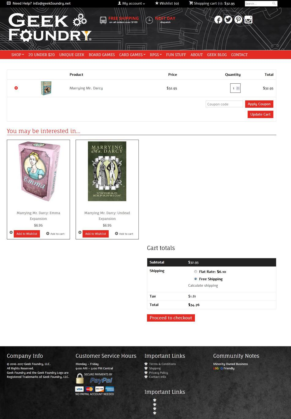 GoodStore Checkout Layout CURRENT